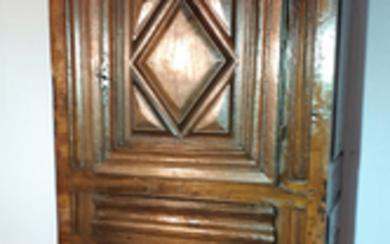 LOUIS XIII STYLE CARVED CHESTNUT BONNETIERRE