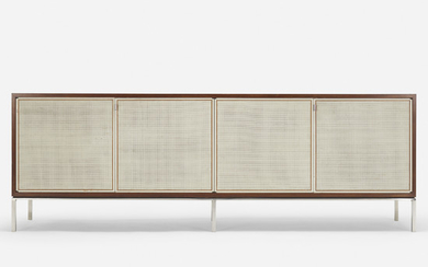 Florence Knoll, cabinet from the CBS building, New York