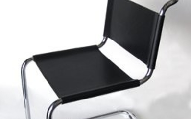 Marcel Breuer Style Dining Chairs (3)