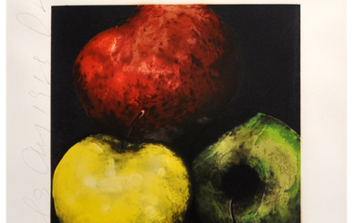Apples (from Fruits and Flowers)