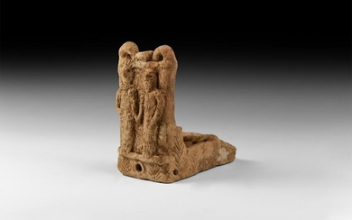 Phoenician Altar with Attendants