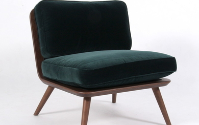 Fredericia Furniture. Lounge chair model 'Spine' 1711
