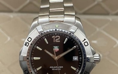 "TAG Heuer - Aquaracer 300m ""NO RESERVE PRICE"" - WAF1110 - Men - 2000-2010"