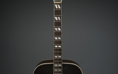 AMERICAN SUNBURST ACOUSTIC GUITAR* BY GIBSON