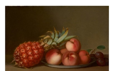 JOSEPH BIAYS ORD | PINEAPPLE, PEACHES AND PLUMS
