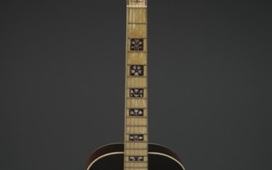 AMERICAN CENTURY SUNBURST ACOUSTIC GUITAR* BY GIBSON