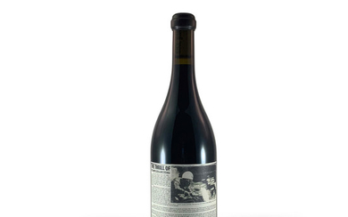 Sine Qua Non Syrah 2009, The Thrill of (Stamp Collecting) (1)