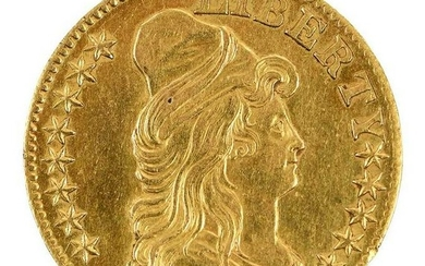 1804 U.S. Five Dollar Gold Coin