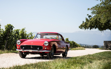 1959 Ferrari 250 GT Series II Coupé