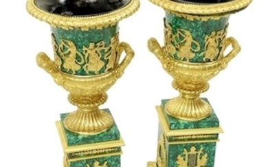 Empire Style Urns