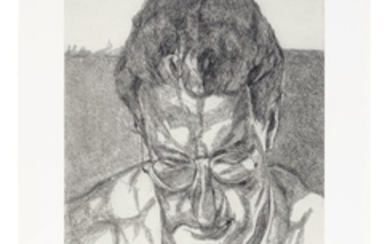 LUCIAN FREUD (1922-2011), The Painter's Doctor