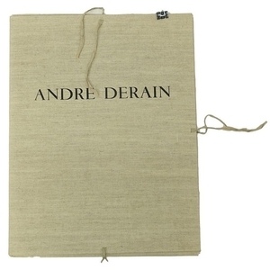 After: Andre Derain (1880 - 1954) Portfolio