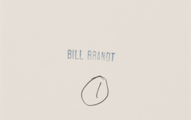 BRANDT, BILL (1904-1983) [Nude, Campden Hill, London],