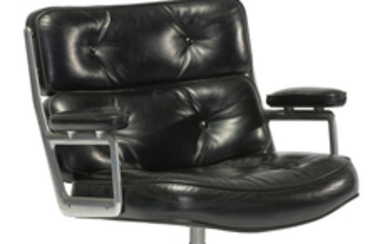 Charles & Ray Eames - Charles & Ray Eames: Time-Life Lobby chair