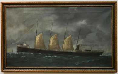 Howard F. Sprague oil