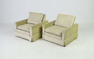 Friedrich Wilhelm Möller - Set of 2 vintage armchairs model 'Conseta'