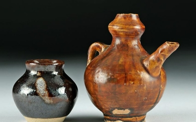 Chinese Tang & Song Dynasty Miniature Ceramic Vessels