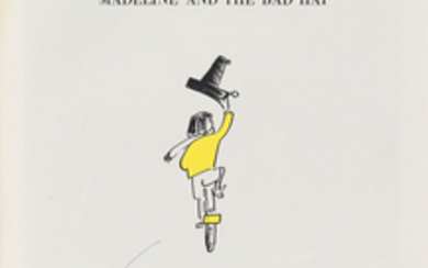 (CHILDREN'S LITERATURE.) BEMELMANS, LUDWIG. Madeline and the...