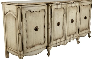 Painted Provincial Sideboard