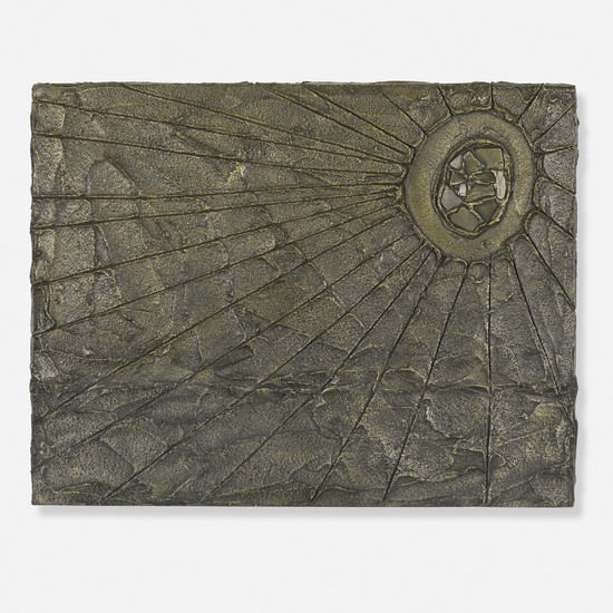 Paul Evans, Untitled (wall plaque)
