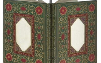 (BINDINGS - TRAUTZ-BAUZONNET.) Shakespeare, William. Shakespeare's Sonnets....