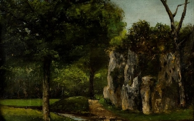 Gustave Courbet (French, 1819 - 1877)