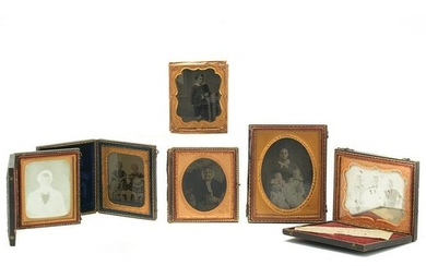 Olive Oatman, Lorenzo Oatman, Family Daguerreotypes and