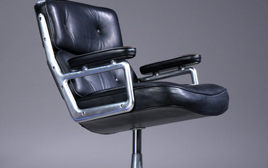 Charles Eames, Vintage Time-Life Lobby Chair, Herman Miller