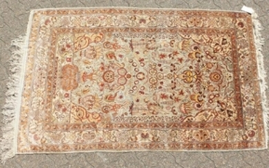 A PERSIAN BAKHTIARI CARPET with numerous designs