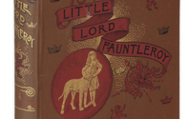 (CHILDREN'S LITERATURE.) BURNETT, FRANCES HODGSON. Little Lord...