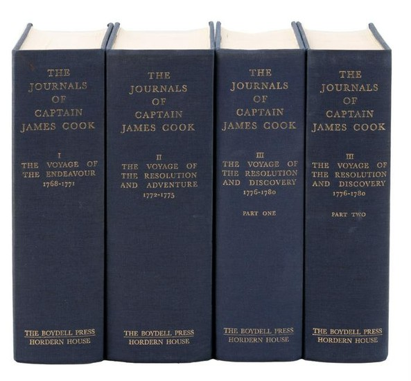 The Journals of Captain James Cook