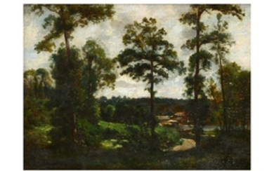 AFTER TO CHARLES DAUBIGNY (FRENCH 1817-1878)