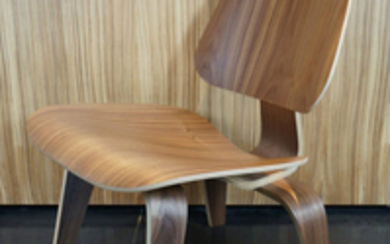 Charles Eames, Ray Eames - Eames Office, Herman Miller - Chair - LCW Chair