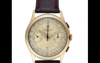 INVICTA Gent's 18K gold wristwatch Dial, movement and case...
