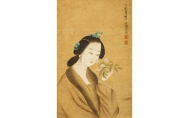 GAI QI (attributed to, 1773 – 1828)