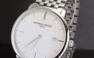 Frederique Constant Curved Index Men's Watch