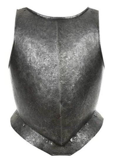 Forged Armor Breastplate