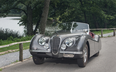 1950 Jaguar XK120 Roadster