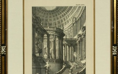 AFTER GIOVANNI BATTISTA PIRANESI PRINT
