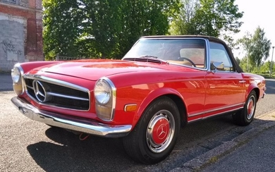 Mercedes-Benz - 280 SL (W113) - 1969
