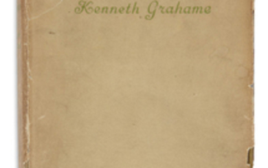 (CHILDREN'S LITERATURE.) GRAHAME, KENNETH. The Wind in...