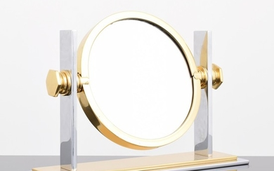 Karl Springer Vanity Mirror - Karl Springer; Karl Springer Ltd.