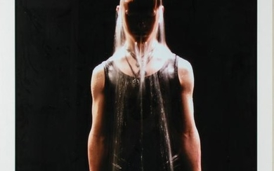 Bill Viola 'Ocean Without a Shore' Photograph