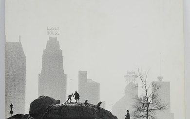 Esther Bubley Central Park Photograph 1962