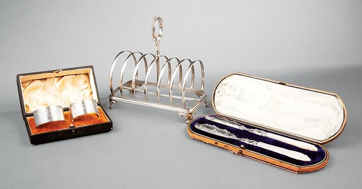 Victorian Sterling Silver