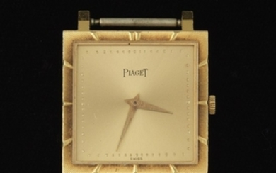 Vintage Piaget 18k Gold Fashion Watch, Piaget Band and Case