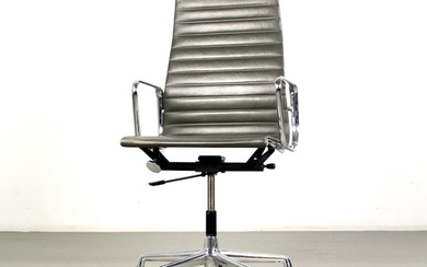 Charles & Ray Eames, office chair / high back, model EA 119 for Vitra