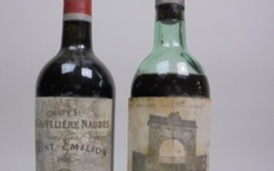 Mixed Lot Bordeaux 1926/1943