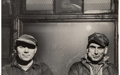 Gordon Parks (1912-2006), 3 Photographs of the Pittsburgh Grease Plant (3 works) (1944)