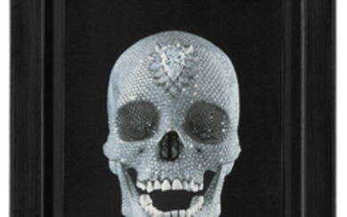 Damien Hirst (b. 1965), For the Love of God, Believe